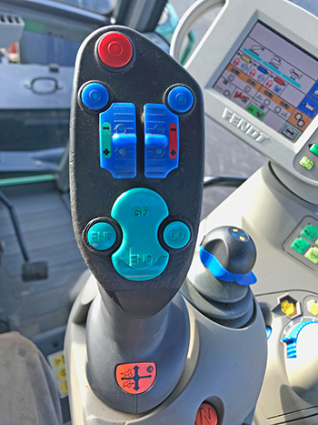 Fendt 700 series joystick