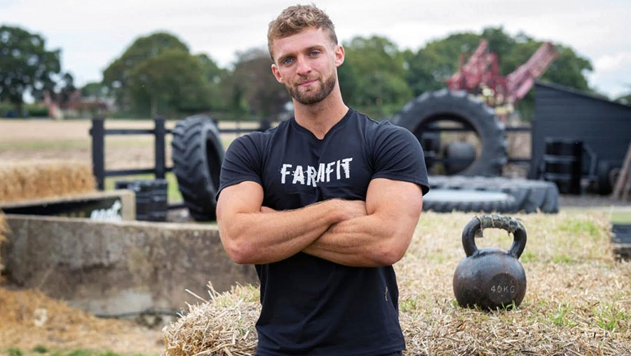 Tom Kemp, Farm Fitness