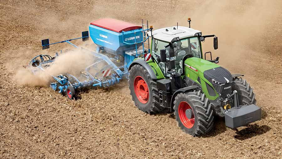 High-tech Fendt 942 Vario tops out a new 900 Vario series that tops out at 415hp from a 9.0-litre MAN engine © AGCO GMBH, Marktoberdorf