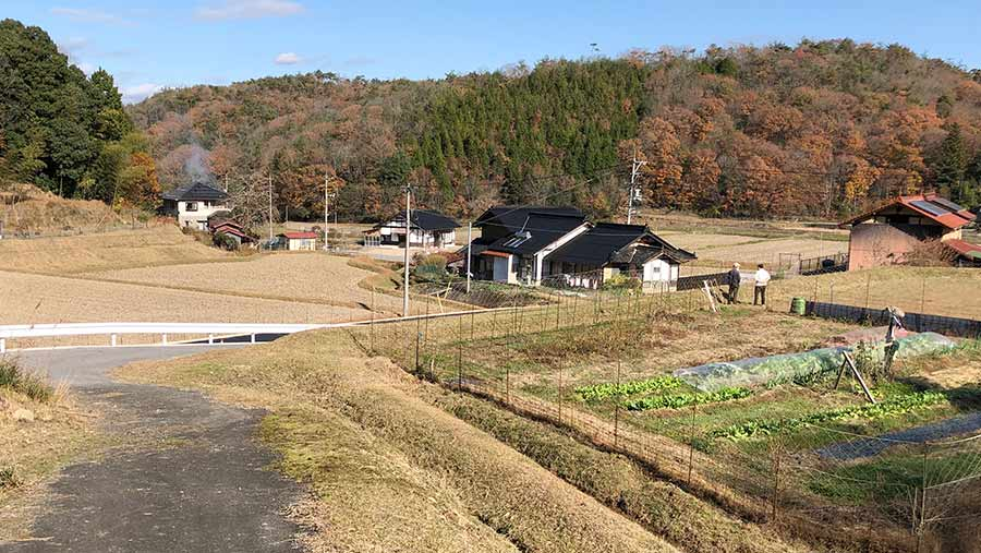 Japanese countryside