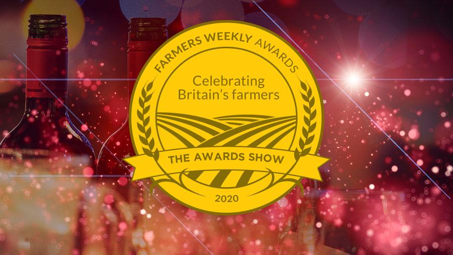 Farmers Weekly Awards Show logo