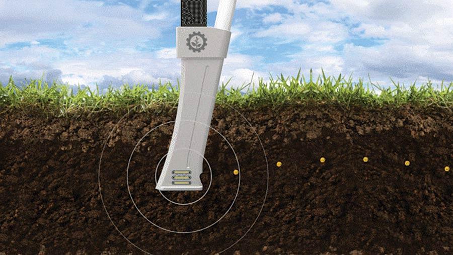 MPT Sensor Tine