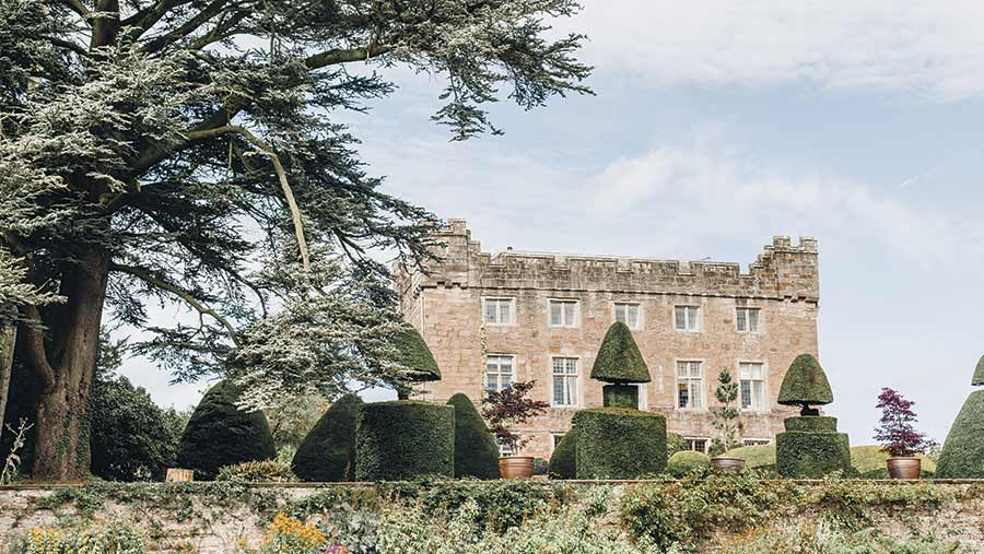Askham Hall large country house