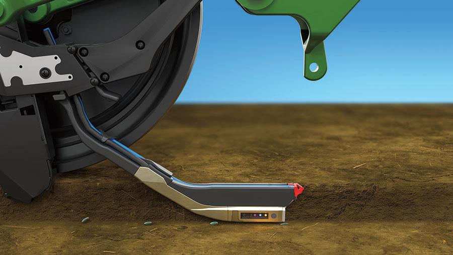 Precision Planting Smart Firmer