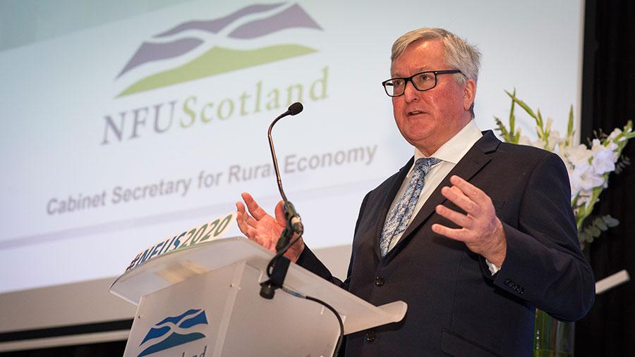 Fergus Ewing © NFU Scotland