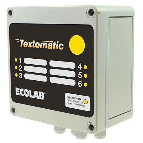 The textomatic controller