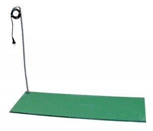 Rectangular heat pad