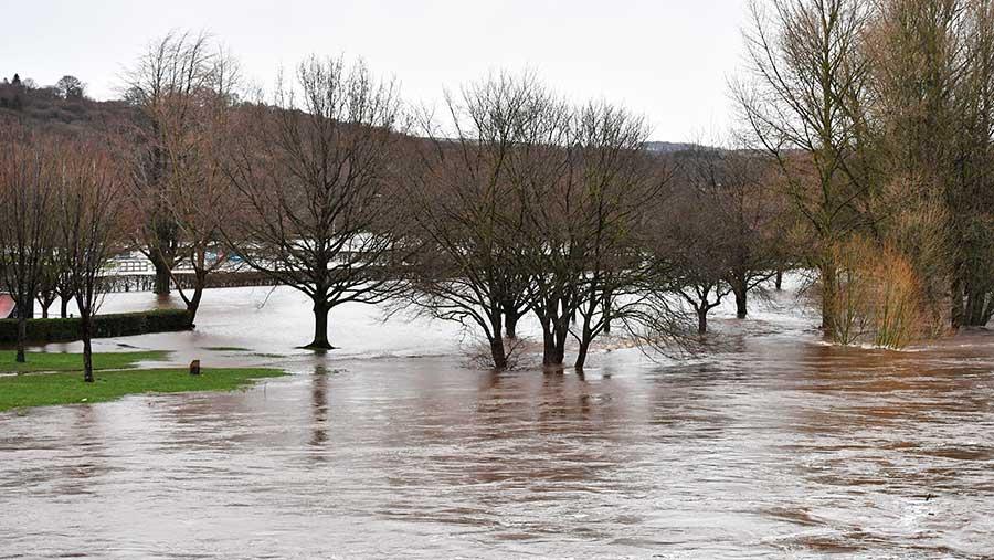 Deadline for November flood claims is 31 July © Simon Wilkinson/SWpix.com/Shutterstock