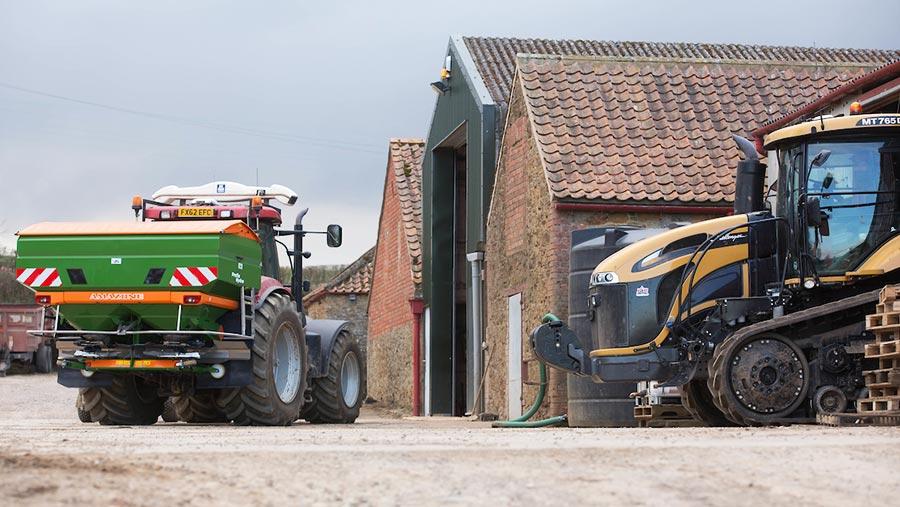 English Farmyard  Picture Tim Scrivener 07850 303986