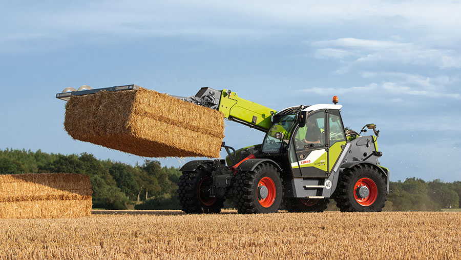 Claas Scorpion 960 Varipower Plus
