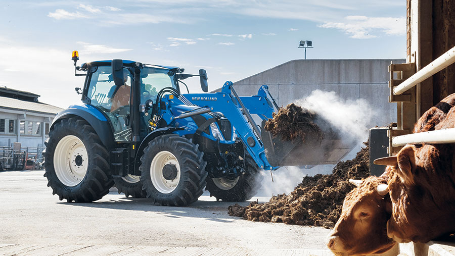 New Holland-T5