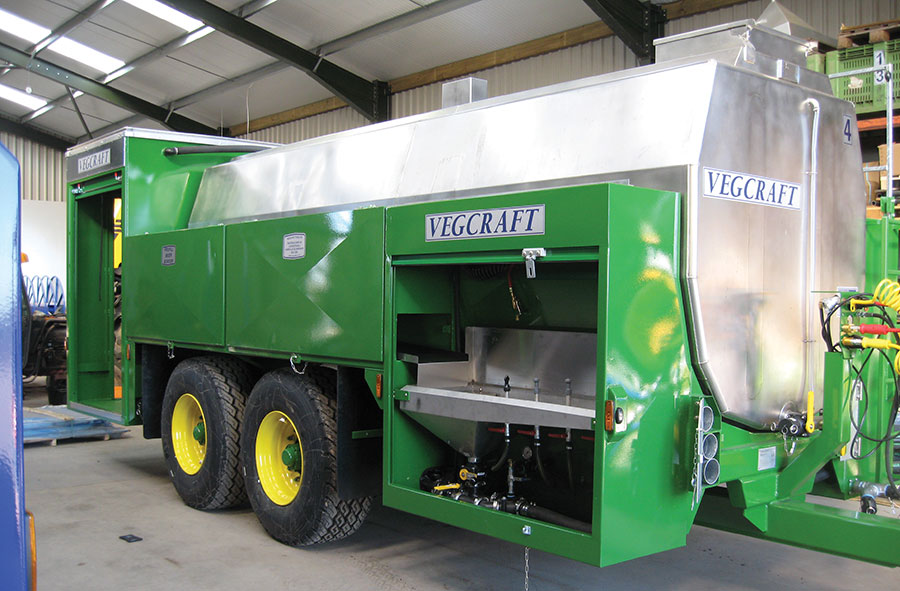 VegCraft bowser