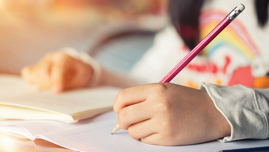 Prizes up for grabs in FW's kids' writing competition - Farmers Weekly