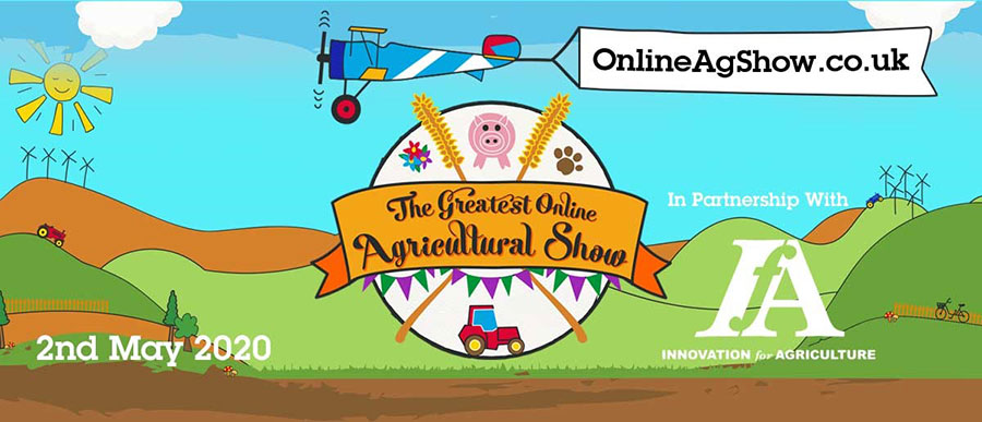 Online Agshow flyer