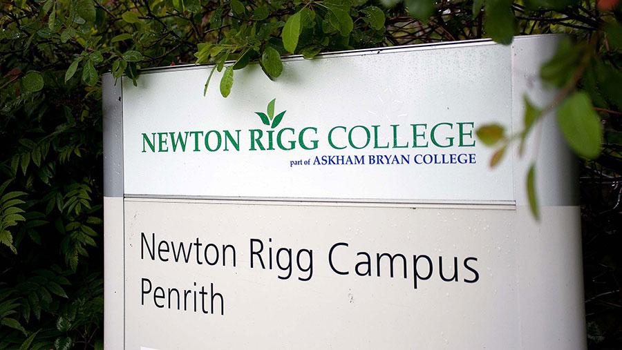 © Askham Bryan College & Newton Rigg College