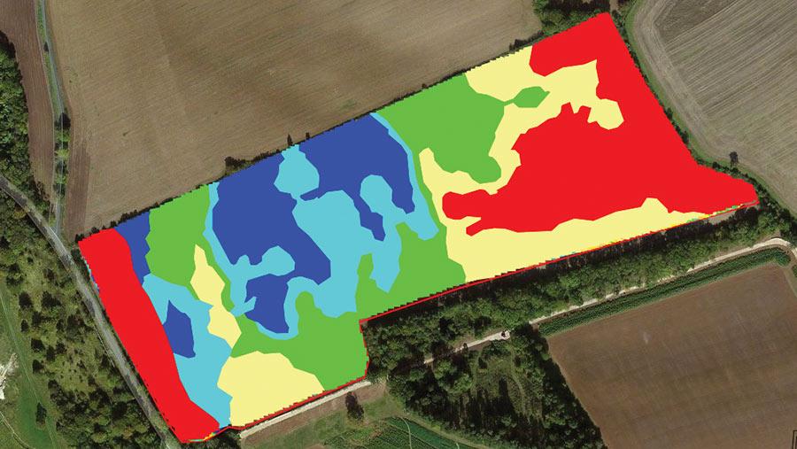 Precision farming demo