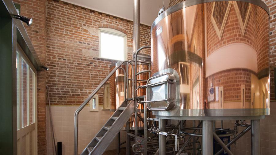 Pheasantry-brewery