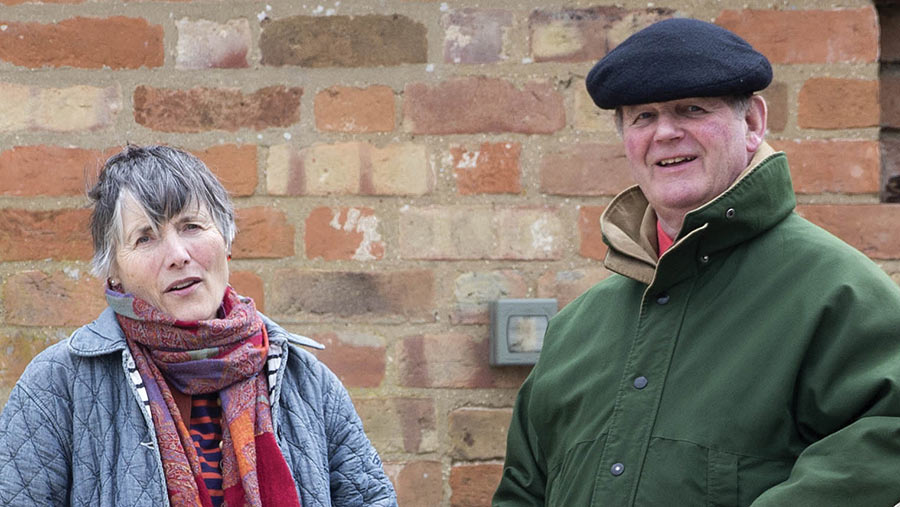 Clare and Michael Morpurgo