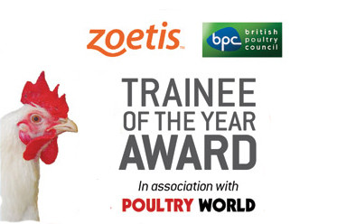 BPC/Zoetis trainee award deadline looms