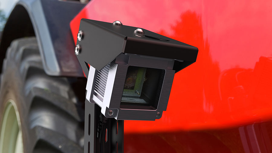 Bilberry camera
