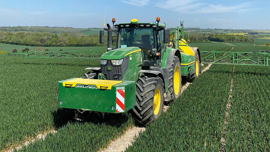 Trailed JD R952i