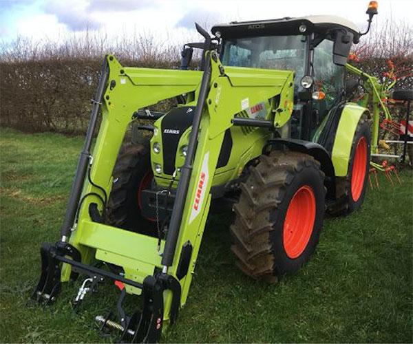 Claas Alto 340 tractor
