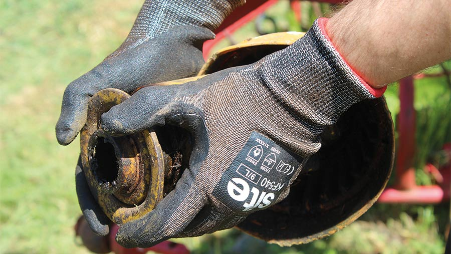Site CutMaster gloves