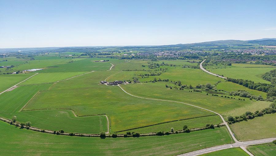 Land at Redhall Farm