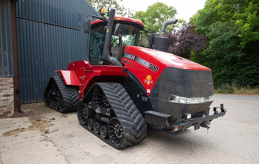 At the Auctions: Farmers snap up quality high-powered kit