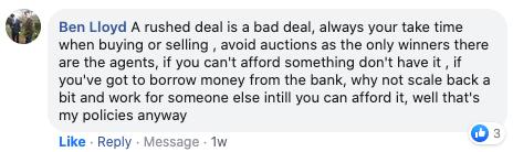 Ben Lloyds advice
