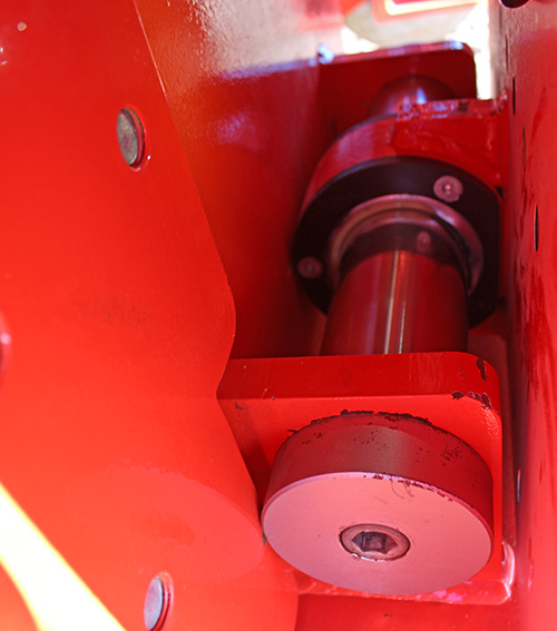 Edwards Farm Machinery sliding mechanism