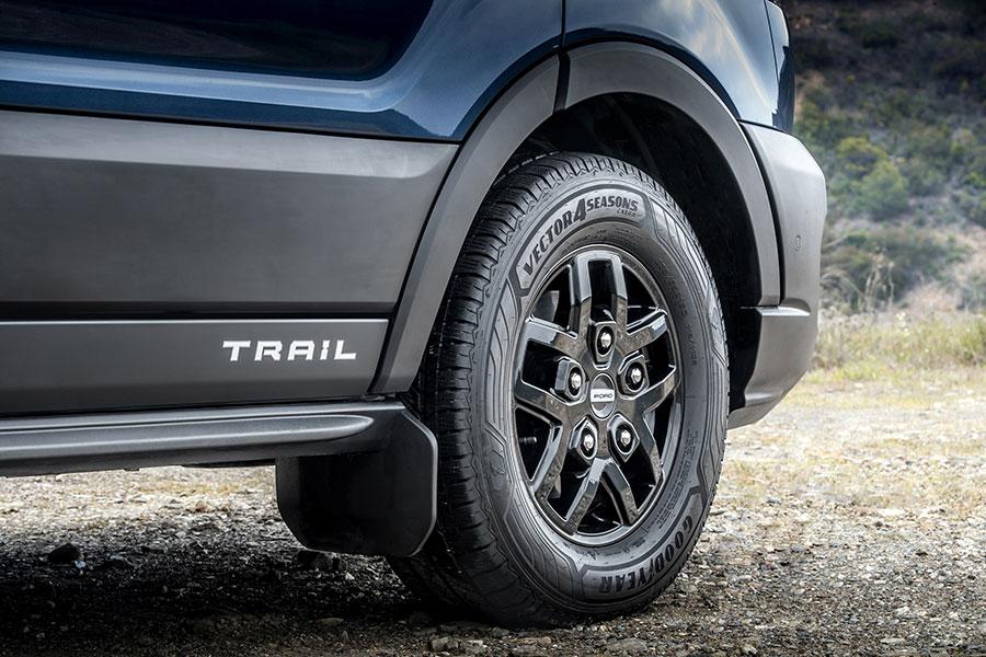 Ford Transit wheel