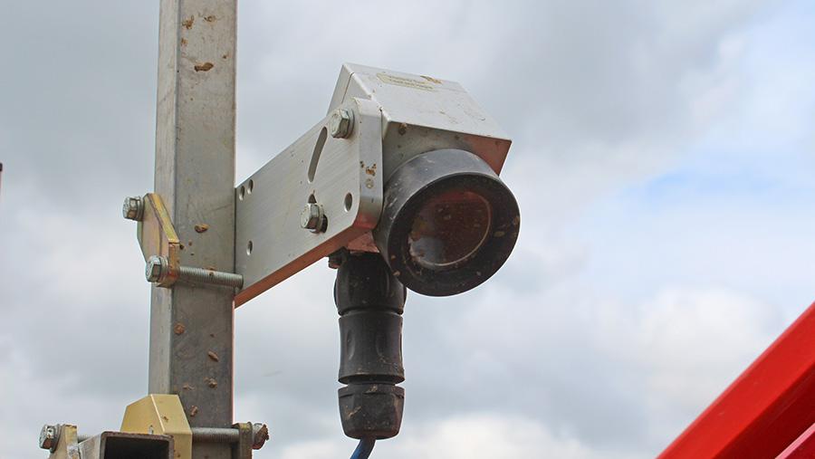 RB Organic Tillett and Hague camera system