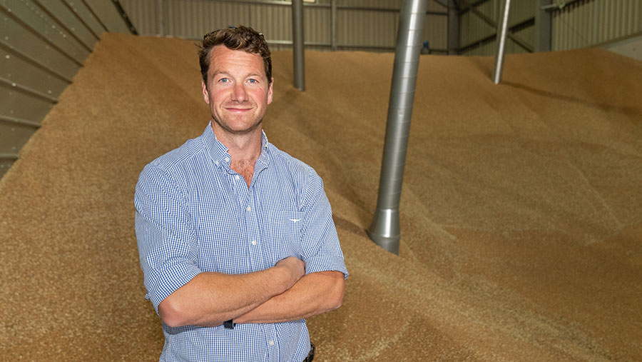 Robert Price, Arable farmer finalist 2020 © Tom Askew-Miller
