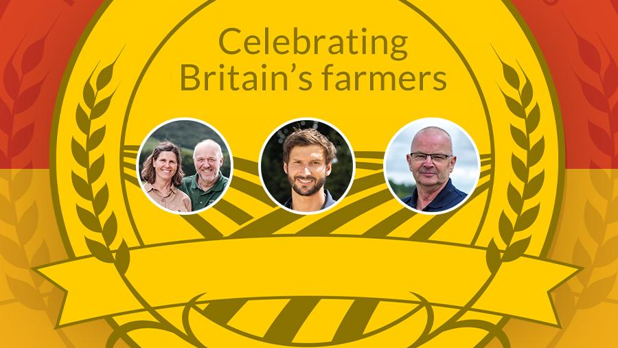 Farmers Weekly Awards: Pig Farmer finalists 2020