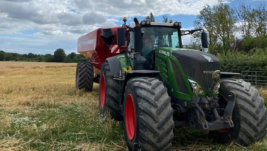 Harvest 2020: Winter barley yield boosted in Cambs