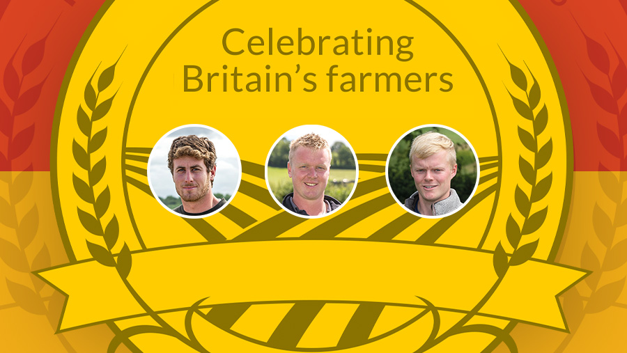 Farmers Weekly Awards: Young Farmer finalists 2020
