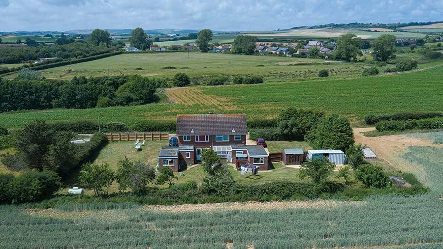Heasley and Arreton Farms