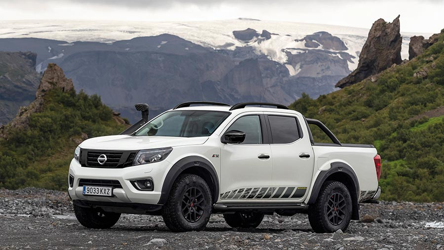 Nissan's Navara Off-Roader AT32 gets muscular wheels, tyres and arches, uprated suspension and aluminium underbody protection