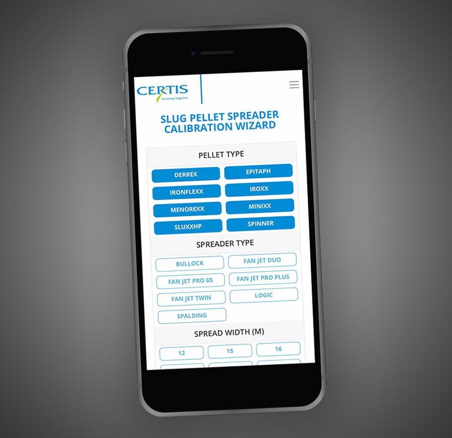 Calibration Wizard app