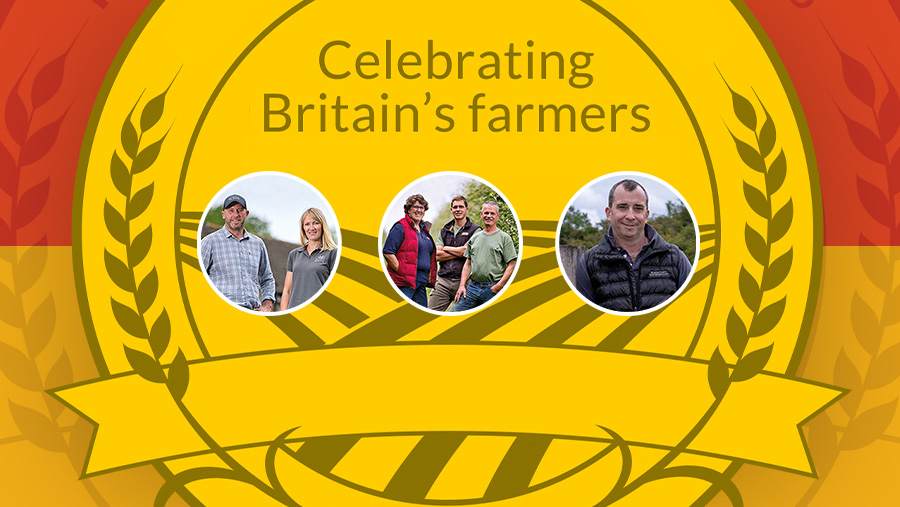 Farmers Weekly Awards 2020: Mixed farmer finalists of the year