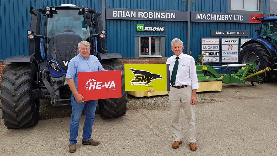 Brian Robinson Machinery