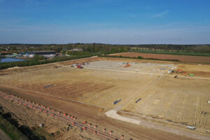 Place Farm construction
