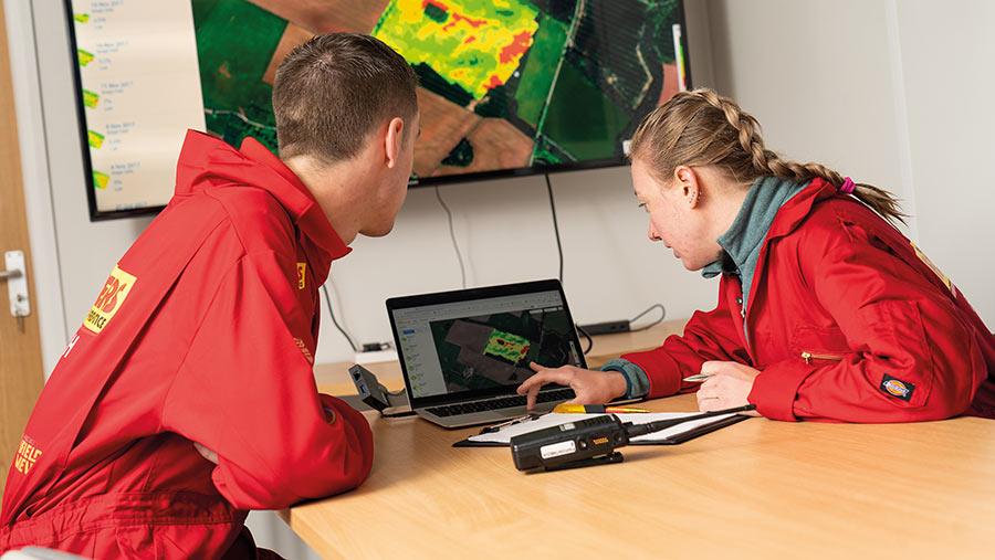 Farmers Apprentice 2020: Digital mapping