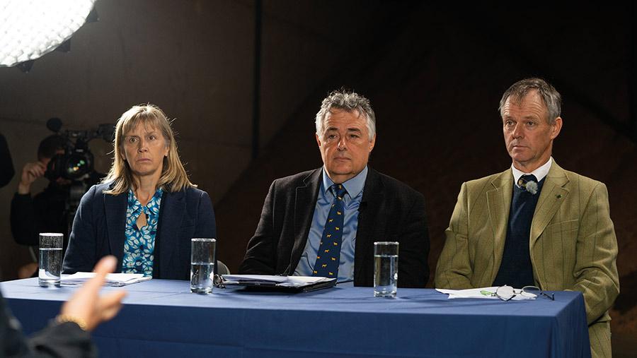 Farmers Apprentice 2020: The judges