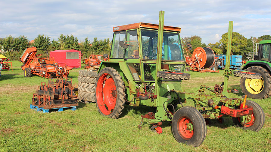 Fendt Tool Carrier