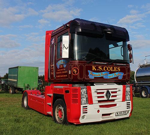 Renault Magnum lorry
