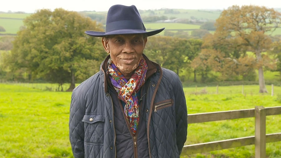 Wilfred Emmanuel-Jones © Shutterstock/ITV