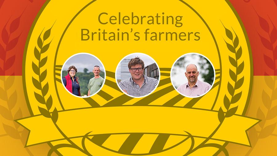 Farmers Weekly Awards: Environmental Champion finalists 2020