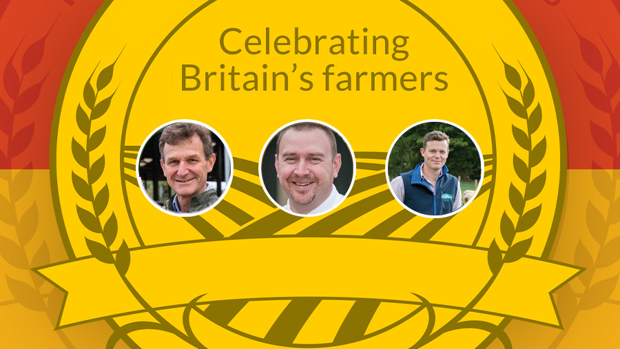 Livestock Adviser of the Year finalists